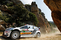 MOTORSPORT - WRC 2011 - RALLYE ITALIA SARDEGNA - OLBIA (ITA) - 05/05 TO 08/05/2011 - PHOTO : FRANCOIS BAUDIN / DPPI <br /> 06 MADS OSTBERG (NOR) / JONAS ANDERSSON (SWE) - FORD FIESTA RS WRC - M-SPORT STOBART FORD WORLD RALLY TEAM - ACTION