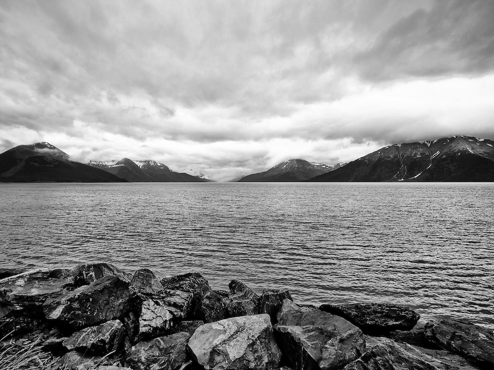 Cook-Inlet Anchorage Alaska