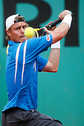 Roland Garros. Paris, France. May 31st 2008..Lleyton HEWITT against David FERRER. .3rd Round...