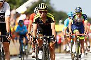 Adam Yates (GBR - Mitchelton - Scott) during the Tour de France 2018, Stage 4, Team Time Trial, La Baule - Sarzeau (195 km) on July 10th, 2018 - Photo Luca Bettini / BettiniPhoto / ProSportsImages / DPPI