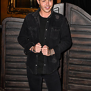 The Only Way Is Essex's Bobby Norris attend Celebs On The Ranch photocall at Jerusalem Bar & Kitchen, on 1st April 2019, London, UK.