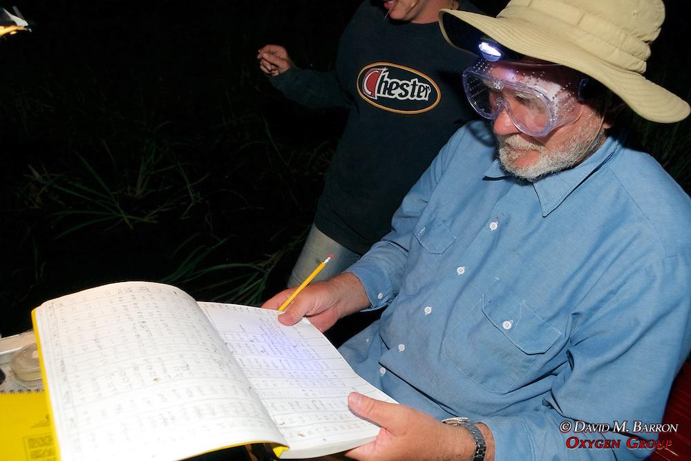 Richard Ferris Taking Notes