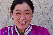 Mongolian Shepherd Ao Te Gen, Inner Mongolia, China