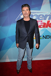HOLLYWOOD, CA - AUGUST 15: Tyra Banks, at Premiere Of NBC's 'America's Got Talent' Season 12 at The Dolby Theatre on August 15, 2017 in Los Angeles, California. 15 Aug 2017 Pictured: Simon Cowell. Photo credit: FS/MPI/Capital Pictures / MEGA TheMegaAgency.com +1 888 505 6342