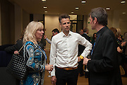 DAWN ALFORD; RICHARD BACON, STREETSMART RAISES RECORD-BREAKING £805,000 TO TACKLE HOMELESSNESS. Celebrate with a drinks party at the Cabinet Office. Horse Guards Rd. London. 13 May 2013.