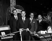 1969-  Clonmel Industries Ltd. exhibition at the Intercontinental Hotel, Dublin