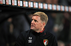 AFC Bournemouth manager Eddie Howe during the Premier League match at the Vitality Stadium, Bournemouth.