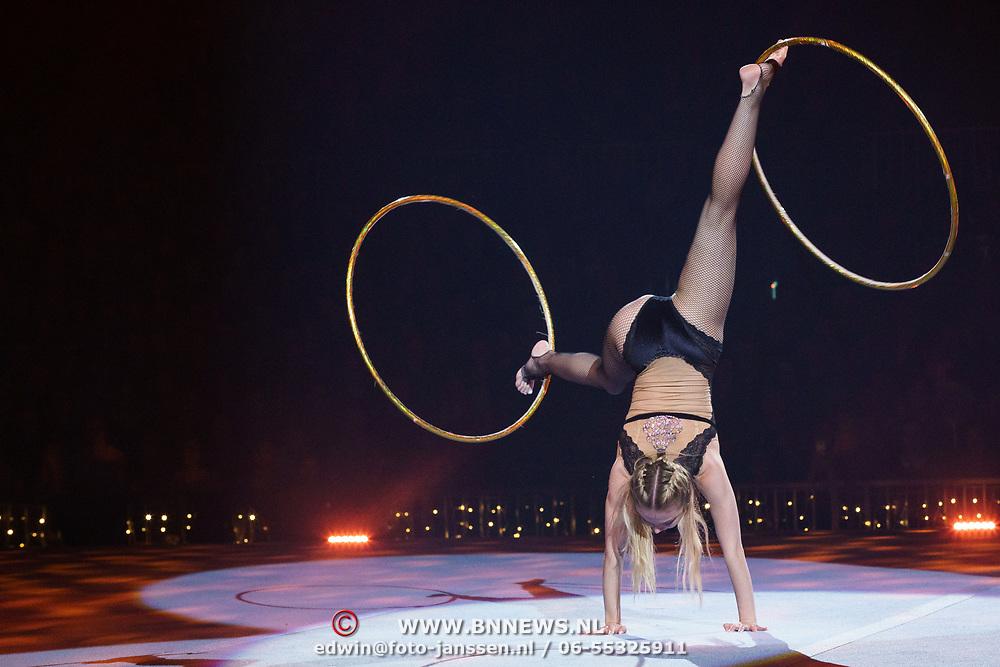NLD/Amsterdam/20181220 - A Touch of Gold 2018, Anna Shalamova