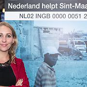 NLD/Hilversum/20170915 - Nationale actiedag Nederland helpt Sint Maarten, Saskia Weerstand