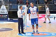DESCRIZIONE : Cantu, Lega A 2015-16 Acqua Vitasnella Cantu' Enel Brindisi<br /> GIOCATORE : Marco Cardillo<br /> CATEGORIA : PreGame<br /> SQUADRA : Enel Brindisi<br /> EVENTO : Campionato Lega A 2015-2016<br /> GARA : Acqua Vitasnella Cantu' Enel Brindisi<br /> DATA : 31/10/2015<br /> SPORT : Pallacanestro <br /> AUTORE : Agenzia Ciamillo-Castoria/I.Mancini<br /> Galleria : Lega Basket A 2015-2016  <br /> Fotonotizia : Cantu'  Lega A 2015-16 Acqua Vitasnella Cantu'  Enel Brindisi<br /> Predefinita :