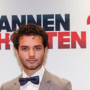 NLD/Amsterdam/20151214 - Film premiere Mannenharten 2, Mingus Dagelet