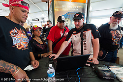 Daytona Bike Week. , FL., USA. March 8, 2014.  Photography ©2014 Michael Lichter.