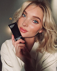 """Elsa Hosk releases a photo on Instagram with the following caption: """"Loving this new #BobbiBrown Primer Plus Mattifier - my makeup lasts all night and I keep the shine just where I want it \u2728\ud83d\udcab\u2b50\ufe0f #BBPartner"""". Photo Credit: Instagram *** No USA Distribution *** For Editorial Use Only *** Not to be Published in Books or Photo Books ***  Please note: Fees charged by the agency are for the agency's services only, and do not, nor are they intended to, convey to the user any ownership of Copyright or License in the material. The agency does not claim any ownership including but not limited to Copyright or License in the attached material. By publishing this material you expressly agree to indemnify and to hold the agency and its directors, shareholders and employees harmless from any loss, claims, damages, demands, expenses (including legal fees), or any causes of action or allegation against the agency arising out of or connected in any way with publication of the material."""