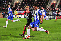 Frederic Thomas - 21.01.2015 - Boulogne / Grenoble - Coupe de France<br />Photo : Philippe le Brech / Icon Sport