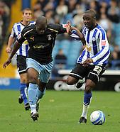 Sheffield Wednesday v Coventry City 171009