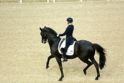 Stegars Terhi, (FIN), Axis TSF<br /> Grand Prix Freestyle<br /> Reem Acra FEI World Cup Dressage Final II<br /> © Dirk Caremans