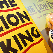 NLD/Amsterdam/20160216 - Musical The Lion King is terug!, Irene Moors