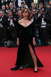 Suzanne Sarandon arriving at Les Fantomes d'Ismael screening and opening ceremony held at the Palais Des Festivals in Cannes, France on May 17, 2017, as part of the 70th Cannes Film Festival. Photo by David Boyer/ABACAPRESS.COM