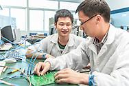 China / Suzhou <br /> <br /> Annual report for Volex UK<br /> <br /> © Daniele Mattioli for Volex