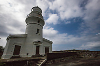 As the main attractions of Yakushima Island are its nature trails, ancient cedar and strangler fig trees, most visitors don't take the time to tour the island.  However, there are some discoveries that await the traveler willing to go off the tourist track.  Yakushima Lighthouse, one of the best preserved of Japanese lighthouses, overlooks the western end of the island, which is treacherous after the sandy beaches and gentle coast of the northern parts of the island where green sea turtles lay their eggs.