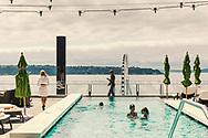 Four Seasons Hotel Seattle.
