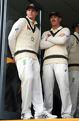 File photo dated 13-12-2018 of File photo dated 08-07-2015 of Australia batsman Steve Smith and David Warner (right)