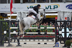 Guery Jerome (BEL) - Capo<br /> Final 6 years<br /> FEI World Breeding Jumping Championships for Young Horses - Lanaken 2014<br /> © Dirk Caremans