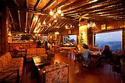 Hotel Cabanas Divisadero Barrancas, Divisadero lookout, Copper Canyon, Chihuahua, Mexico