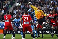 Fotball<br /> Frankrike 2004/05<br /> Rennes v Olympique Marseille<br /> 22. september 2004<br /> Foto: Digitalsport<br /> NORWAY ONLY<br /> ANDREAS ISAKSSON (REN)