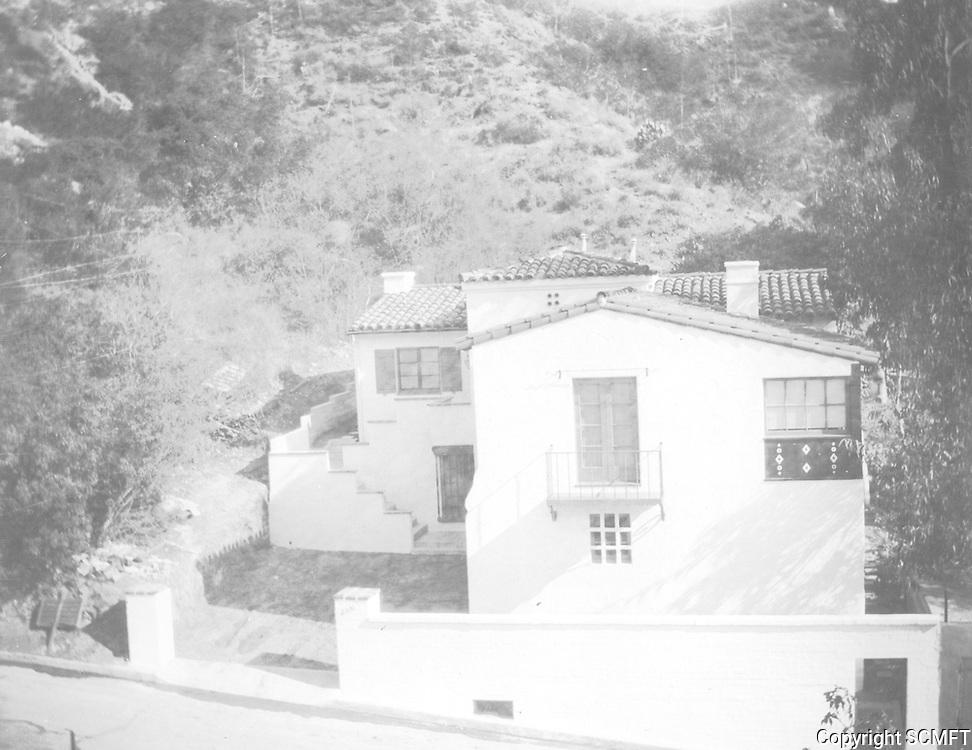 Circa 1930 6921 La Presa Dr.
