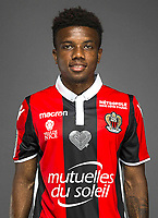 Patrick Burner during a photoshoot of Nice on 3rd September 2017<br /> Photo : OGC Nice / Icon Sport