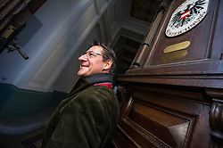 03.10.2013, BZOe Medienraum, Wien, AUT, BZOe, Buendnisteamsitzung. im Bild Josef Bucher // before meeting of BZOe in Vienna, Austria on 2013/10/03  EXPA Pictures © 2013, PhotoCredit: EXPA/ Michael Gruber