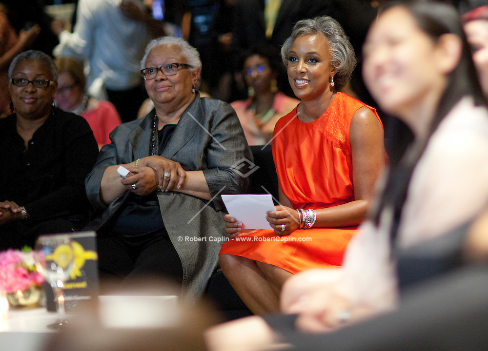 Janis Smith-Gomez, Vice-President of Marketing for Johnson & Johnson, at the 2012 ESSENCE Black Beauty Awards at the Dream Hotel in New York... Photo by Robert Caplin