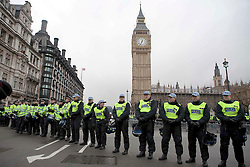 © Under license to London News Picures. Picture dated 30.11.2010. The government is planning to cut its funding for the police by 20% by 2015 it announced today (02/03/11) . Photo credit should read: Fuat Akyuz/London News Pictures