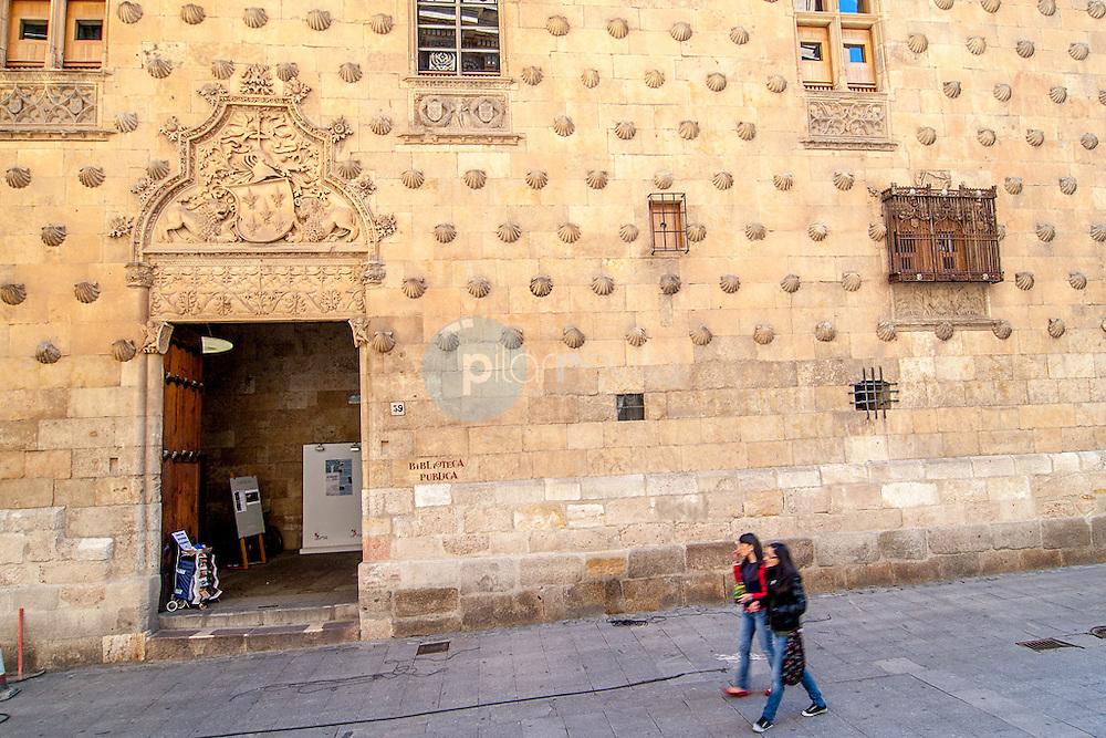 Casa de las Conchas, Salamanca ©Country Sessions / PILAR REVILLA