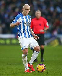 Huddersfield Town's Aaron Mooy