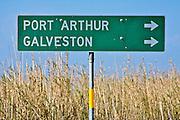 To Port Arthur Or Galveston, TX (3/09)
