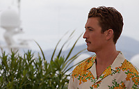 Actor Miles Teller at Too Old to Die Young – North of Holywood, West of Hell, Rendez Vous with Nicolas Winding Refn photo call at the 72nd Cannes Film Festival, Saturday 18th May 2019, Cannes, France. Photo credit: Doreen Kennedy
