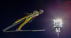 28.12.2015, Schattenbergschanze, Oberstdorf, GER, FIS Weltcup Ski Sprung, Vierschanzentournee, Training, im Bild Gregor Deschwanden (SUI) // Gregor Deschwanden of Switzerland// during his Practice Jump for the Four Hills Tournament of FIS Ski Jumping World Cup at the Schattenbergschanze, Oberstdorf, Germany on 2015/12/28. EXPA Pictures © 2015, PhotoCredit: EXPA/ Peter Rinderer