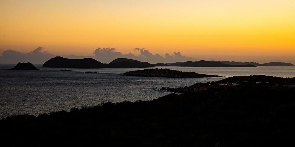 2016 sailing trip to the British Virgin Islands.