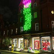 Lumiere London: il festival delle intallazioni luminose edizione 2018<br /> <br /> Lumiere London: the festival of the artwork light 2018 edition.