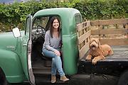 Anna Schafer, winemaker, åMaurice Cellars, Walla Walla, Washington