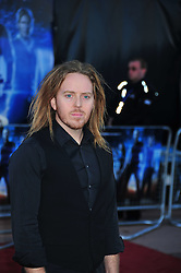 © Licensed to London News Pictures. 11/08/2011. London, England. Tim Minchin attends the U.K premiere of Cowboys and Aliens Starring Harrison Ford and Daniel Craig at the O2 Cineworld London Photo credit : ALAN ROXBOROUGH/LNP