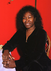Singer JOAN ARMATRADING at a luncheon in London on 12th October 1998.<br /> MKR 23