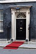 Staatsbezoek van Koning Willem Alexander en Koningin Máxima aan het Verenigd Koninkrijk<br /> <br /> Statevisit of King Willem Alexander and Queen Maxima to the United Kingdom<br /> <br /> Op de foto / On the photo: Downing Street 10
