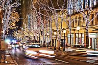 5th Avenue, Downtown Seattle