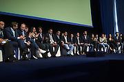 Conferenza degli Amministratori locali di Forza Italia di Roma e del Lazio. Roma 16 Ottobre 2015. Christian Mantuano / OneShot <br /> <br /> Meeting of FI local administrators in Rome, Italy, 16 October 2015. Christian Mantuano / OneShot