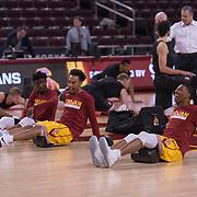 USC Men's Basketball | 2017 | Stanford