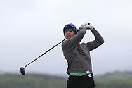 Ryan McNelis (Fintona) on the 6th tee during Round 3 of the Ulster Boys Championship at Donegal Golf Club, Murvagh, Donegal, Co Donegal on Friday 26th April 2019.<br /> Picture:  Thos Caffrey / www.golffile.ie