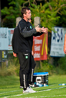 11/07/14 PRE-SEASON FRIENDLY<br /> DUKLA PRAGUE v CELTIC<br /> STEYR - AUSTRIA<br /> Celtic manager Ronny Deila